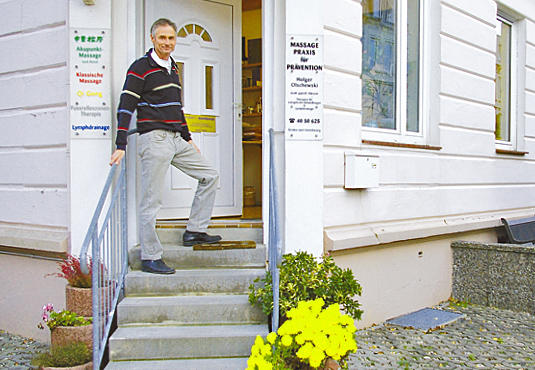 Praxis für Prävention und Gesundheitsförderung in Lübeck - Holger Olschewski